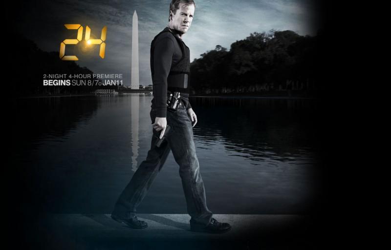 Kiefer Sutherland E Jack Bauer Nella Settima Stagione Di 24 97838