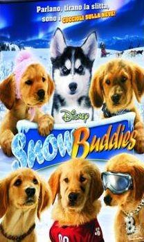 La Copertina Di Snow Buddies I Cuccioli Sulla Neve Dvd 97755