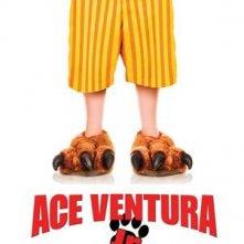 La locandina di Ace Ventura Jr.