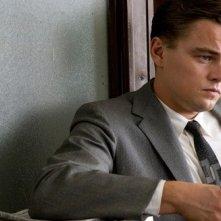 Leonardo DiCaprio è Frank Wheeler nel film Revolutionary Road