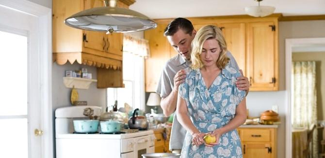 Leonardo Dicaprio E Kate Winslet Sono I Protagonisti Del Film Revolutionary Road 97933