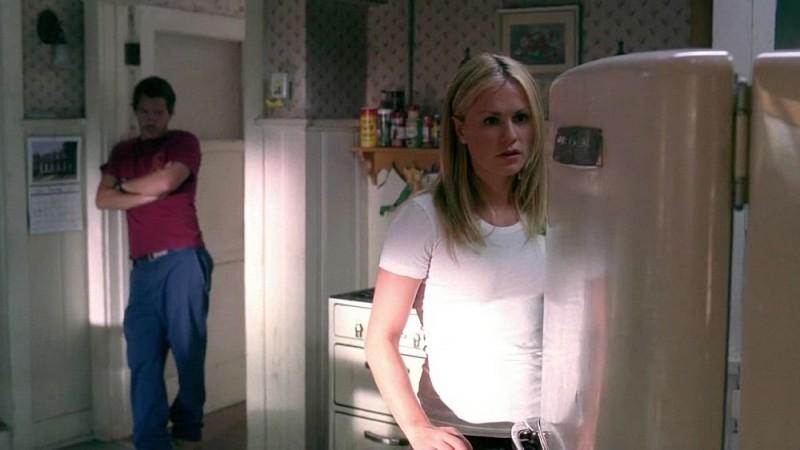 Michael Raymond James E Anna Paquin In Un Immagine Dell Episodio You Ll Be The Death Of Me Della Serie True Blood 97806