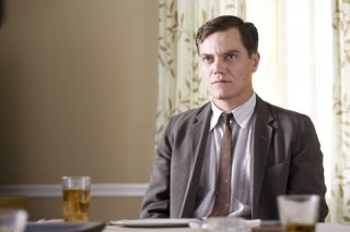 Michael Shannon è John Givings nel film Revolutionary Road