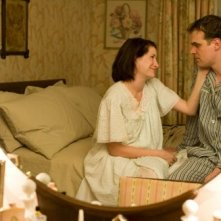 Michael Shannon in una scena del film Revolutionary Road
