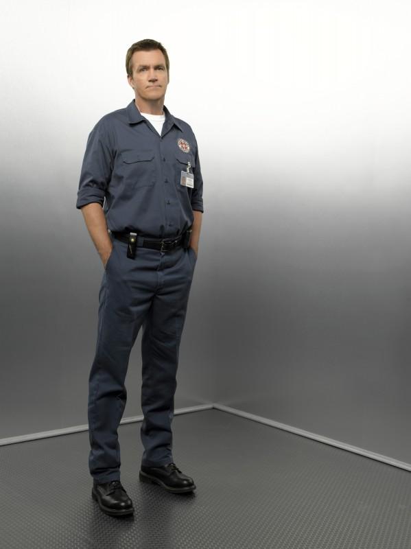 Neil Flynn In Una Foto Promozionale Dell Ottava Stagione Di Scrubs 97921
