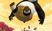Kung Fu Panda in DVD e Blu-Ray