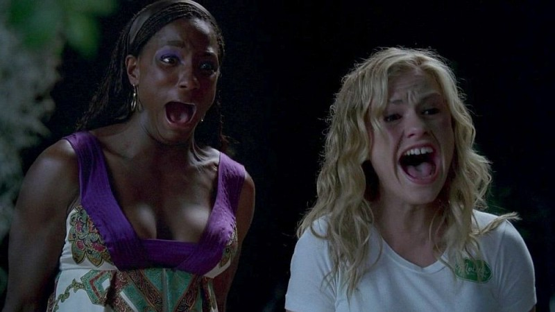 Rutina Wesley E Anna Paquin In Una Scena Dell Episodio You Ll Be The Death Of Me Della Serie True Blood 97827