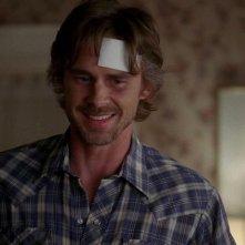 Sam Trammell in un'immagine dell'episodio You'll Be the Death of Me della serie tv True Blood