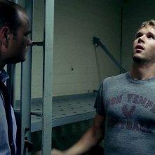 Chris Bauer e Ryan Kwanten in un'immagine dell'episodio You'll Be the Death Of Me della serie True Blood
