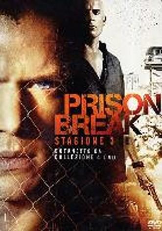 La Copertina Di Prison Break Stagione 3 Dvd 97995