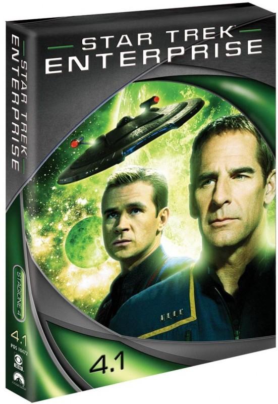 La Copertina Di Star Trek Enterprise Stagione 4 Parte 1 Dvd 97943