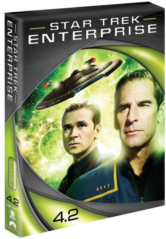 La Copertina Di Star Trek Enterprise Stagione 4 Parte 2 Dvd 97944