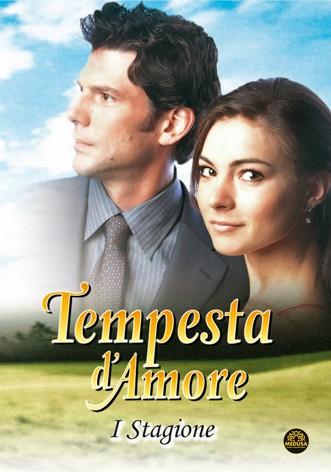 La Copertina Di Tempesta D Amore Stagione 1 Dvd 97998