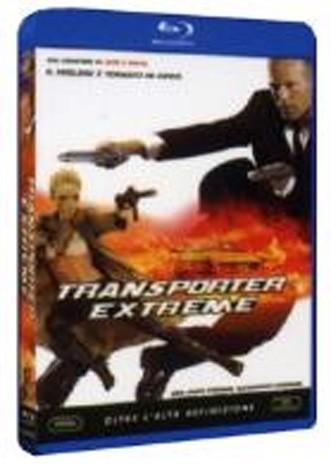La Copertina Di Transporter Extreme Blu Ray 97993