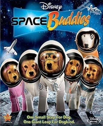 La Locandina Di Space Buddies 97989