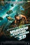 La locandina italiana di Viaggio al centro della Terra 3D