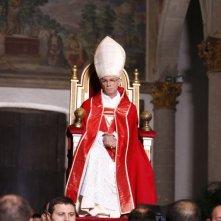 Fabrizio Gifuni è Papa Montini nella fiction di RaiUno in due puntate Paolo VI - Il Papa nella tempesta