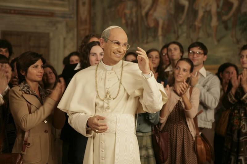 Fabrizio Gifuni Nei Panni Di Papa Montini Nella Fiction Paolo Vi Il Papa Nella Tempesta 98170