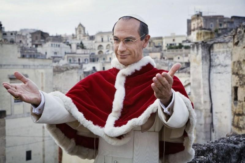 Fabrizio Gifuni Veste I Panni Di Papa Montini Nella Fiction Rai In Due Puntate Paolo Vi Il Papa Nella Tempesta 98175