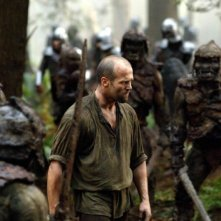 Jason Statham in una scena di In the Name of the King: A Dungeon Siege Tale