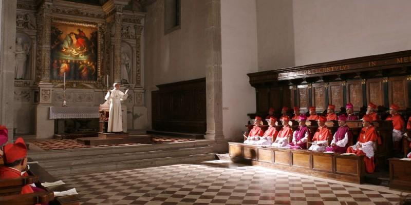 Papa Montini Fabrizio Gifuni Decide Coraggiosamente Di Tenere Aperto Il Concilio In Una Scena Della Fiction Paolo Vi Il Papa Nella Tempesta 98151