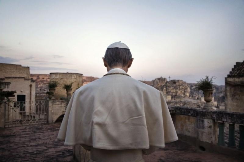 Un Immagine Della Fiction Rai Paolo Vi Il Papa Nella Tempesta 98128