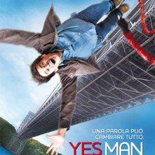 La locandina italiana di Yes Man