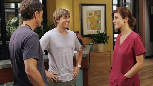 Chris Lowell Tim Daly E Kate Walsh Nel Pilot Della Serie Tv Private Practice 98578