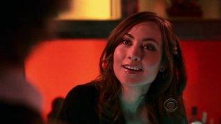Courtney Ford in un momento dell'episodio '52 Pickup' della serie tv Criminal Minds