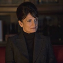 Cristine Rose in una scena dell'episodio Dual di Heroes