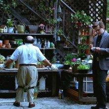 Danny DeVito e Bill Pullman in un'immagine del film Nobel Son