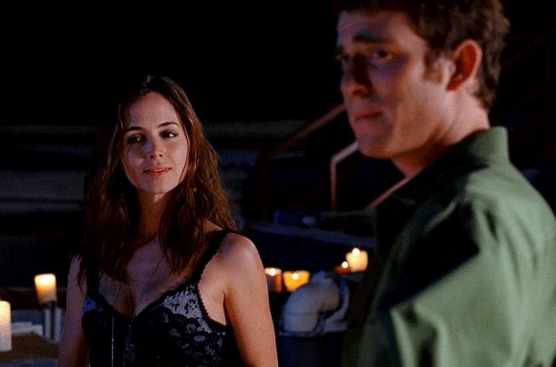 Eliza Dushku E Bryan Greenberg In Una Scena Del Film Nobel Son 98443