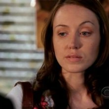 Kimberlee Peterson  in un momento dell'episodio '52 Pickup' della serie tv Criminal Minds