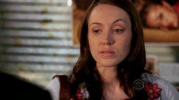 Kimberlee Peterson  in un momento dell'episodio '52 Pickup' della serie tv Criminal Minds