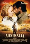 La locandina italiana del film Australia
