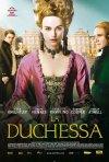 La locandina italiana de La duchessa