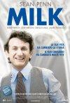 La locandina italiana di Milk