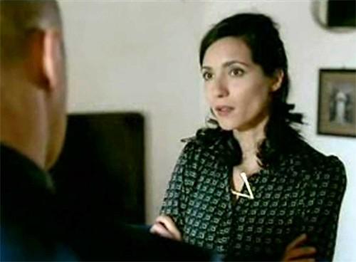 Marzia Messina Ne La Pista Di Sabbia Episodio Della Serie Il Commissario Montalbano 98486