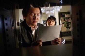 Masi Oka nell'episodio Dual di Heroes