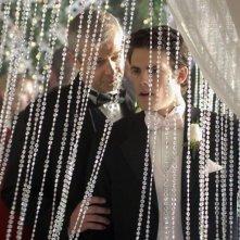 Micah Alberti e James Read in una scena dell'episodio 'Amicizia e passioni' della quarta stagione di Wildfire