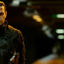 Ray Stevenson è Frank Castle nel film Punisher: War Zone