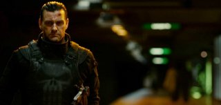 Ray Stevenson è Frank Castle nel film Punisher: War Zone