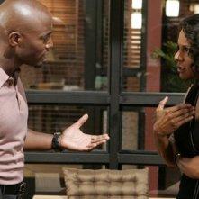 Taye Diggs e Audra Mc Donald nel pilot della serie tv Private Practice