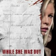 Nuovo poster per il film While She Was Out