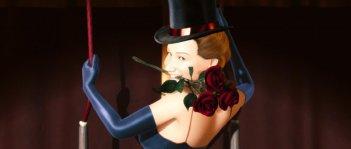 Un'immagine tratta dal film d'animazione Lissy - Principessa alla riscossa