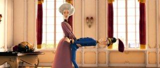 Una scena del film d'animazione Lissy - Principessa alla riscossa