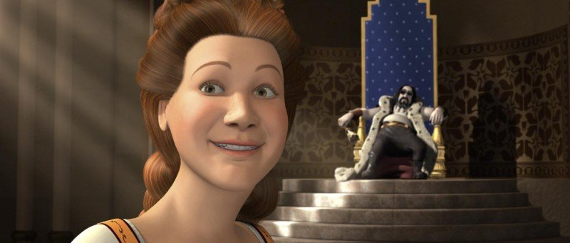 Una Scena Del Film Lissy Principessa Alla Riscossa 98707