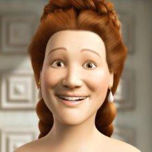Una scena tratta dal film d'animazione Lissy - Principessa alla riscossa