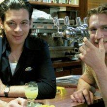 Benjamin Biolay e Guillaume Depardieu in una scena del film Stella