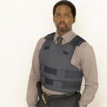 Harold Perrineau in una foto promozionale della serie tv The Unusuals